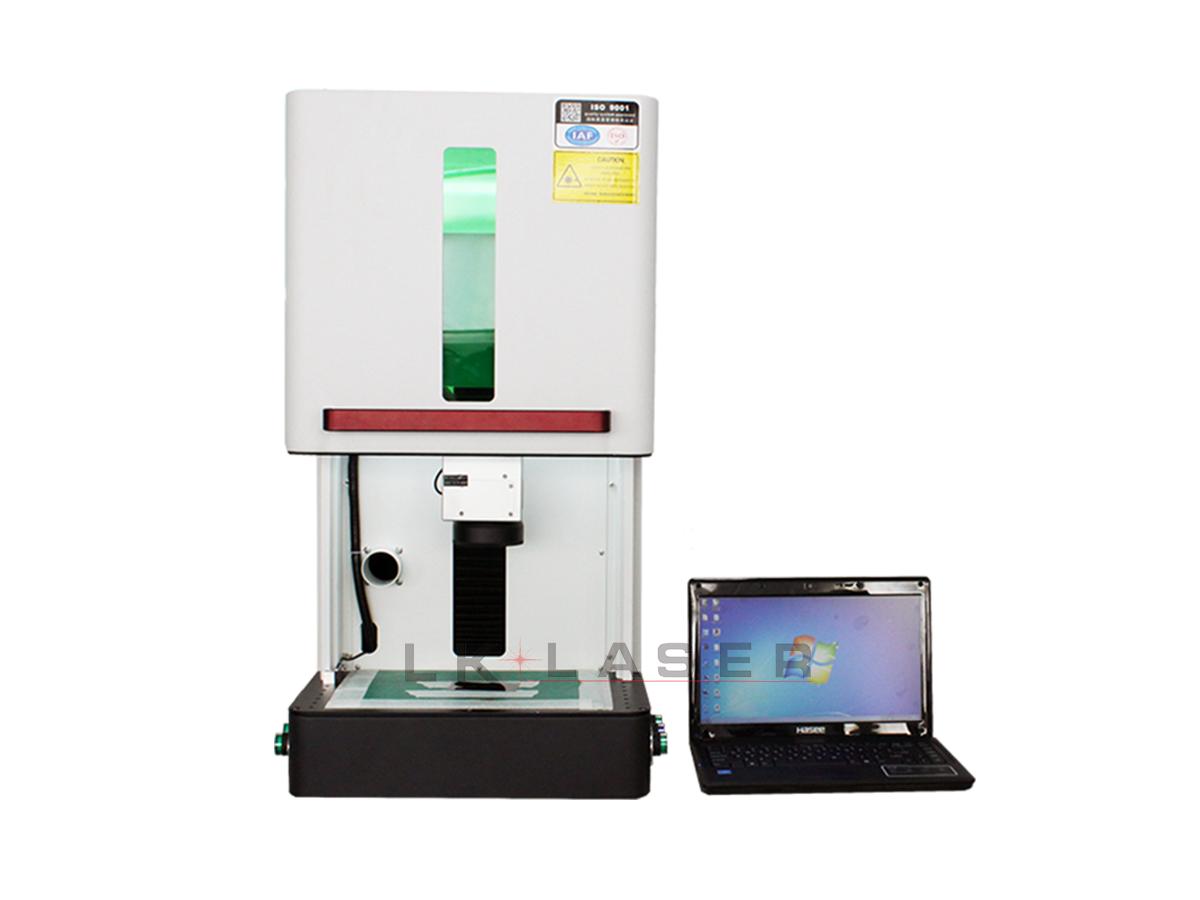 EU Fiber Laser Marking Machine